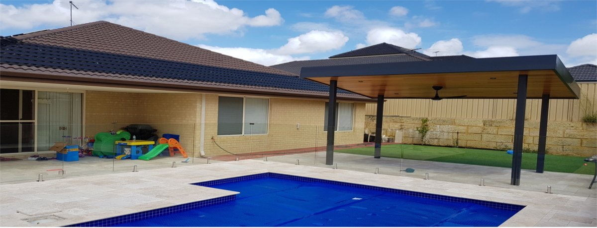 Heat pump for pool heating