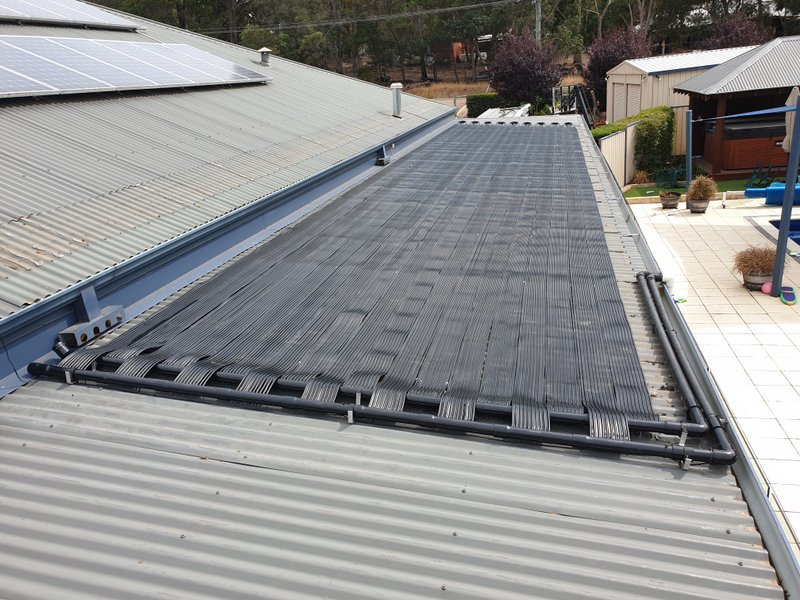 Parkerville, WA. Another Perth suburb installation.