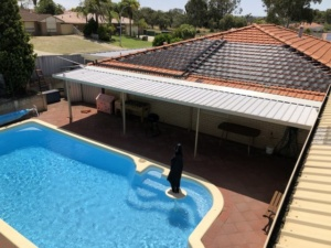 Beechboro, WA. Swimming pool heating systems installed quickly and neatly..