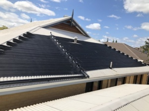 Canning Vale, WA. Another satisfied solar pool heater customer.