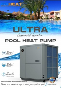 Eziheat Ultra Heatpumps